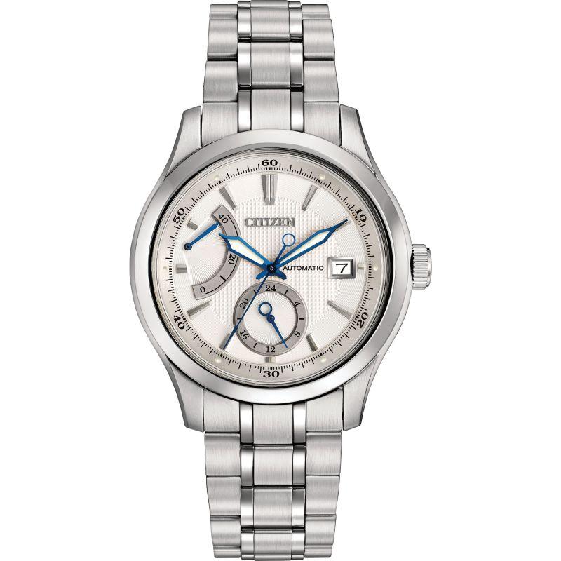 Mens Citizen Signature Automatic Watch
