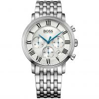 Mens Hugo Boss Elevation Chronograph Watch