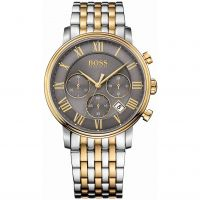 Hommes Hugo Boss Elevation Chronographe Montre