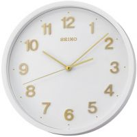 Seiko Clocks Wall Alarm Clock