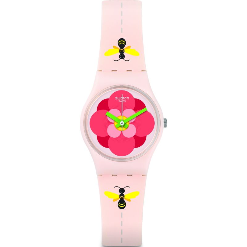 Ladies Swatch Originals Lady -Flower Jungle Watch LM140