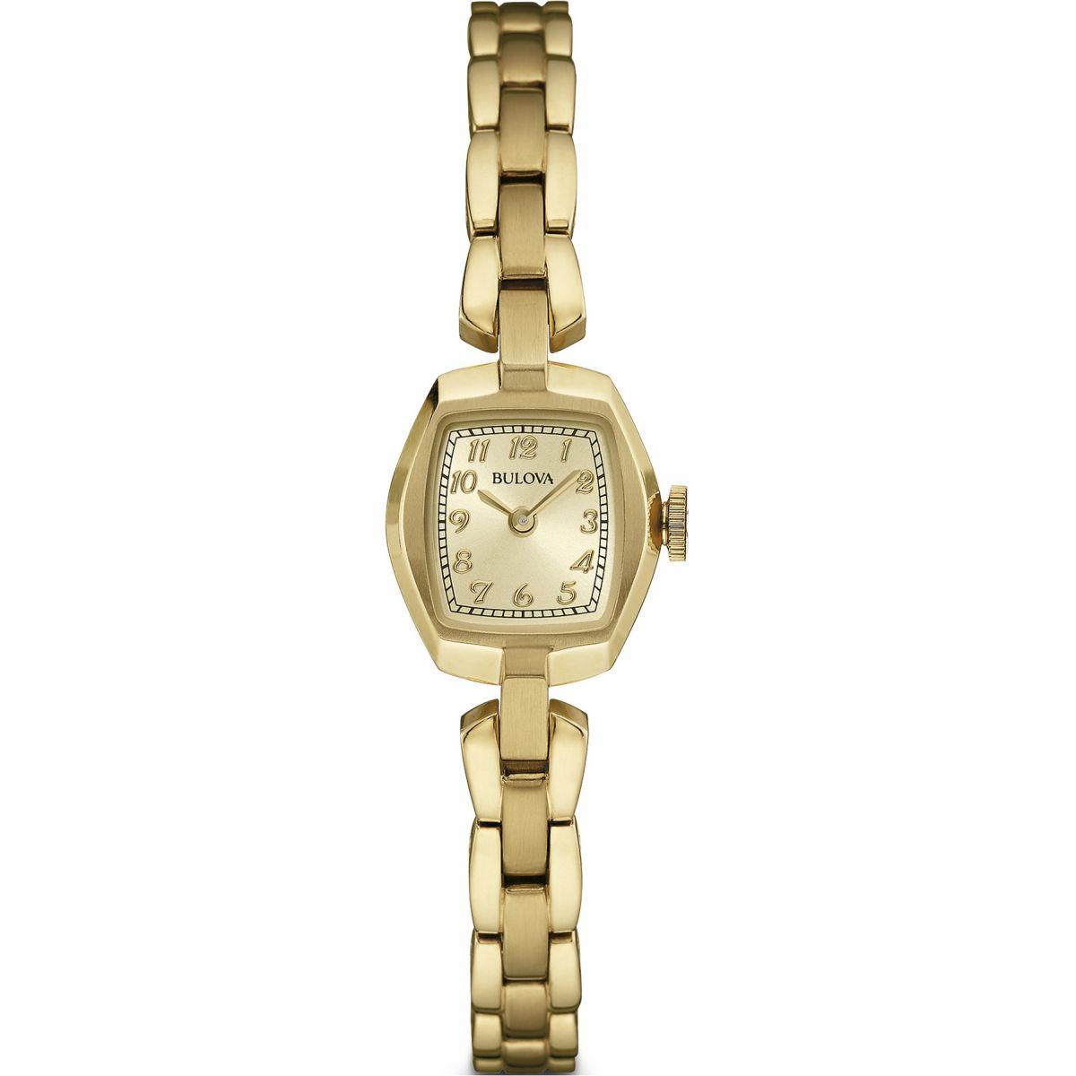 Célèbre Bulova | Orologio da Donna Oro 97L155 | IT | Watch Shop™ ME76