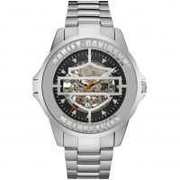 Mens Harley Davidson Watch