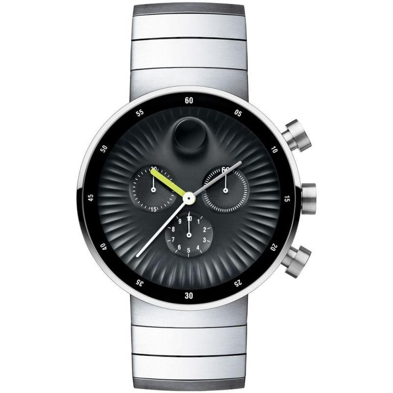 Mens Movado Edge Chronograph Watch