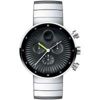Herren Movado Edge Chronograf Uhr