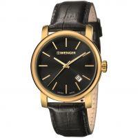 Herren Wenger Urban Classic Vintage Watch 011041123