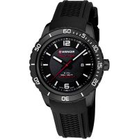 Mens Wenger Roadster Black Night Watch