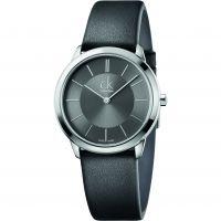 Unisex Calvin Klein Minimal 35mm Watch K3M221C4