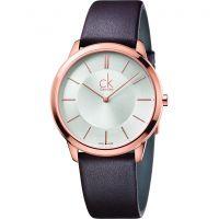 Damen Calvin Klein Minimal 40mm Watch K3M216G6