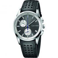 homme Calvin Klein BOLD Chronograph Watch K5A371C3