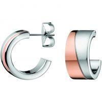femme Calvin Klein Jewellery Hook Earrings Watch KJ06PE200100