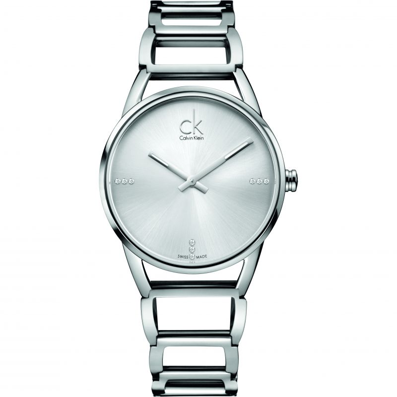 Ladies Calvin Klein STATELY Watch K3G23126
