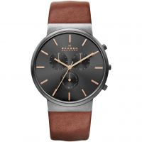 Hommes Skagen Ancher Chronographe Montre