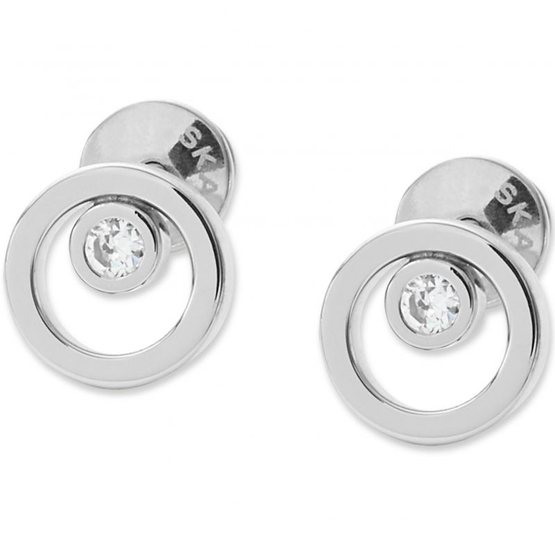 Skagen Dames Elin Earrings Roestvrijstaal SKJ0836040