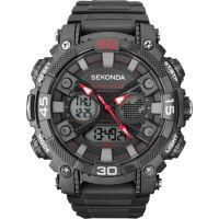 Mens Sekonda Alarm Chronograph Watch