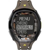 Herren Timex Indiglo Ironman Alarm Chronograph Watch TW5M01100
