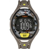homme Timex Indiglo Ironman Alarm Chronograph Watch TW5M01300