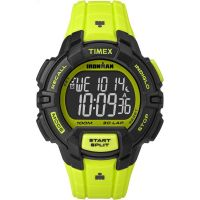 Mens Timex Indiglo Ironman Alarm Chronograph Watch
