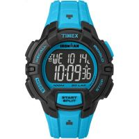 homme Timex Indiglo Ironman Alarm Chronograph Watch TW5M02700