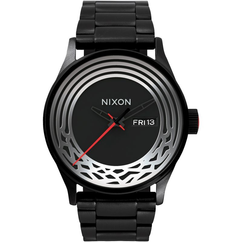 Mens Nixon The Sentry SS Star Wars Special Edition Kylo Ren Watch