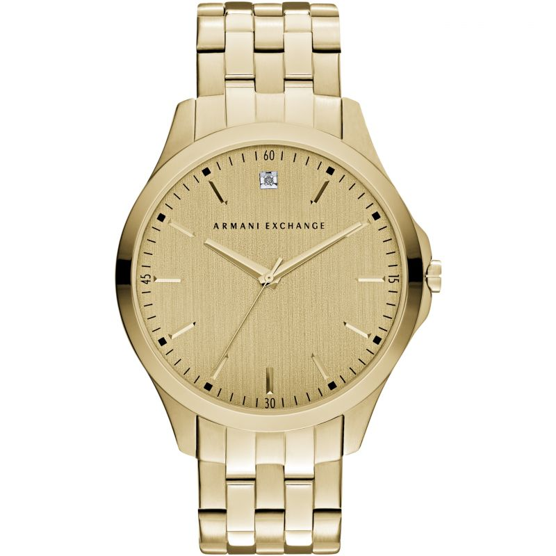 Armani Exchange Herenhorloge Goud AX2167