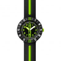 Flik Flak Green Ahead WATCH