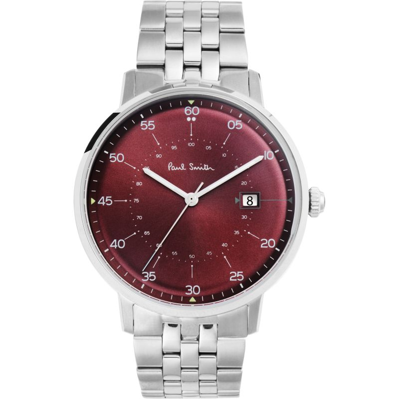 Mens Paul Smith Gauge Watch P10079