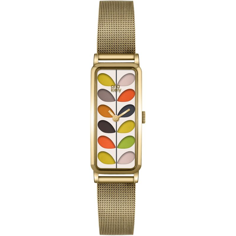 Damen Orla Kiely Stem Watch OK4034