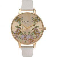 Damen Olivia Burton Parlour geblümt Uhren
