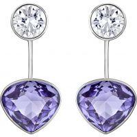 femme Swarovski Jewellery Evade Earrings Watch 5204456