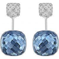 femme Swarovski Jewellery Dot Earrings Watch 5182617