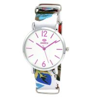 Unisex Marea Colour Watch