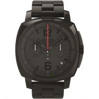 homme Nixon The Charger Chrono SW Vader Black Chronograph Watch A1071SW-2244