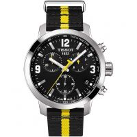 Mens Tissot PRC200 Tour De France Special Edition Chronograph Watch