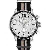 Herren Tissot Quickster Chronograph Watch T0954171703710
