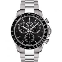 homme Tissot V8 Chronograph Watch T1064171105100