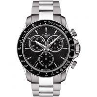 Mens Tissot V8 Chronograph Watch
