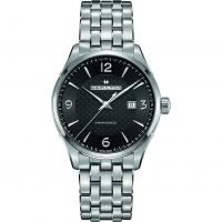 Hamilton Jazzmaster Viewmatic 44mm Herenhorloge Zilver H32755131