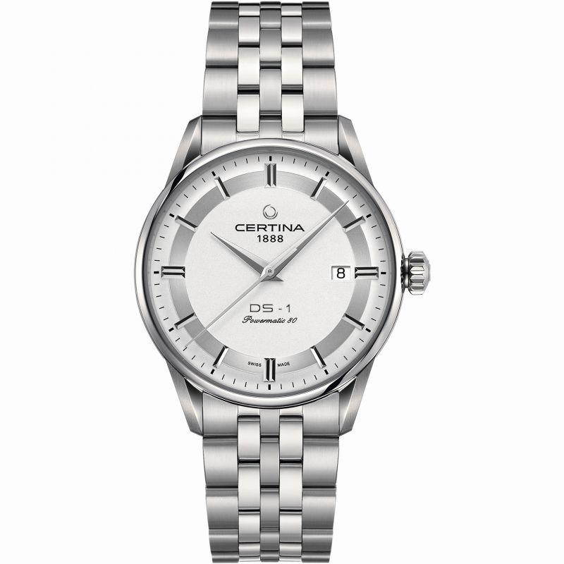Ladies Certina DS-1 Powermatic 80 Automatic Watch