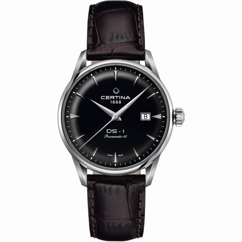 Herren Certina DS-1 Powermatic 80 Watch C0298071605100