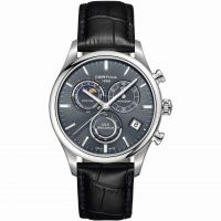 homme Certina DS-8 Precidrive Moonphase Chronograph Watch C0334501635100