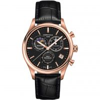 Herren Certina DS-8 Precidrive Moonphase Chronograf Uhr