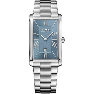 Hugo Boss Admiral Admiral Herrenuhr in Silber 1513438