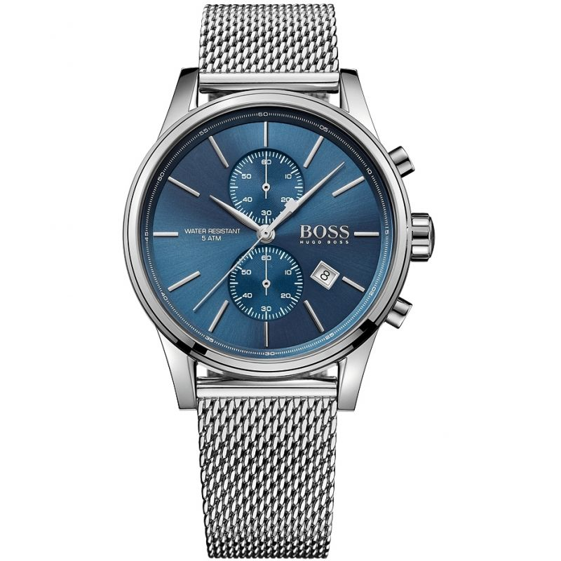 homme Hugo Boss Jet Chronograph Watch 1513441