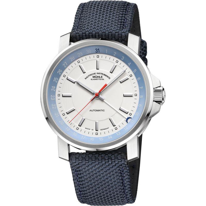 Mens Muhle Glashutte 29er Big Zeigerdatum Automatic Watch