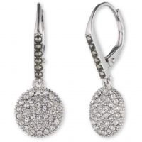 Ladies Judith Jack PVD Silver Plated Earrings 60376307-G03