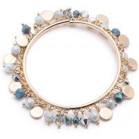 Ladies Nine West Gold Plated Bracelet 60433173-906