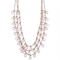 Ladies Anne Klein Base metal Necklace 60345189-9DH