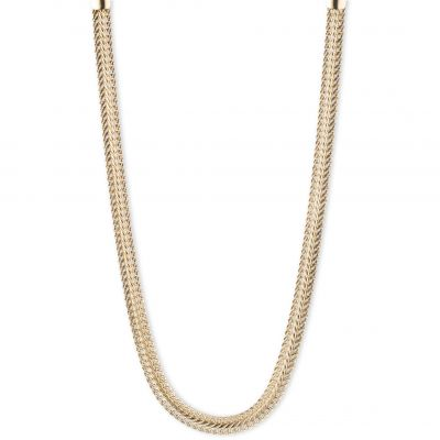 Flat Chain Collar- H.P. Necklace 60394116-887