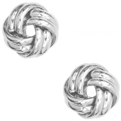 Knot Stud Pierced Ears Earrings 60356871-G03